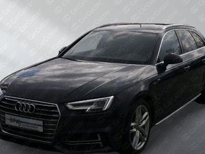 "gebraucht Audi A4 Avant S line 2.0 TDI s-tronic Pano Kamera 18"" Navi Sitzheizung"