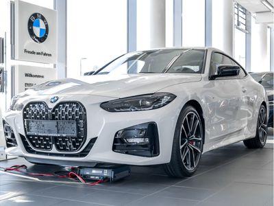 gebraucht BMW 420 4er d Coupe M Sport
