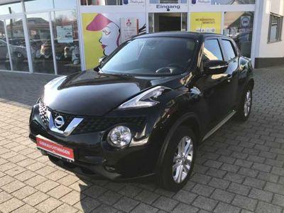 gebraucht Nissan Juke 1.6 Xtronic N-Connecta *Navi/Klimaauto*