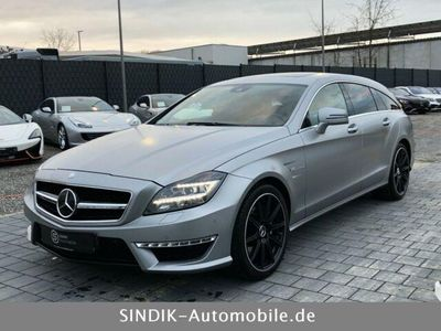 mercedes cls63 amg shooting brake gebraucht 20 g nstige. Black Bedroom Furniture Sets. Home Design Ideas