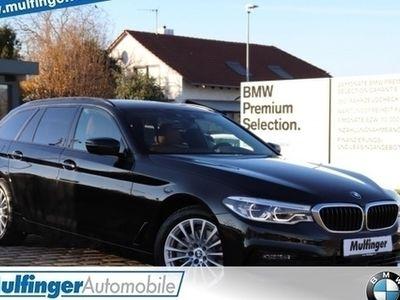 gebraucht BMW 520 dA T Sport PanoDach DrivAs HiFi