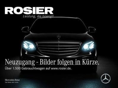 gebraucht Mercedes E220 T 4M AMG Line Night LED Pano Wides. LED