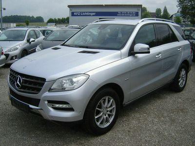 gebraucht Mercedes ML350 CDI BlueTEC 4MATIC *Comand/Leder/AHK*