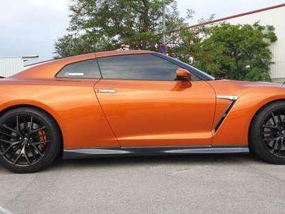 gebraucht Nissan GT-R Grundausstattung