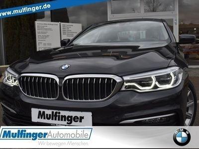 gebraucht BMW 520 d Leder KomfS.Standh.DrvAs.NaviProf.HUD KomfZ
