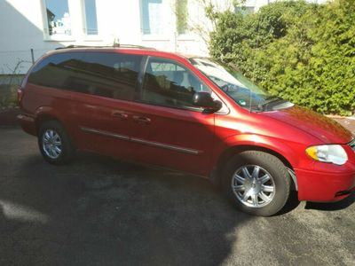 gebraucht Chrysler Grand Voyager US3.8 Town & Country / Stowngo