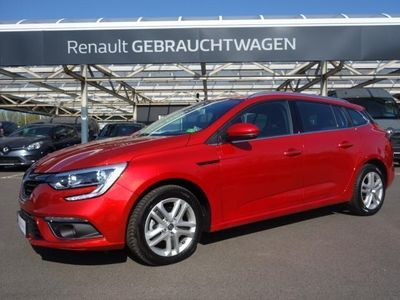 gebraucht Renault Mégane GrandTour BUSINESS Edition TCe 140 GPF EDC