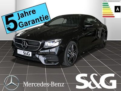 gebraucht Mercedes E350 Coupe AMG-Line Standhzg/COMAND/Multibeam