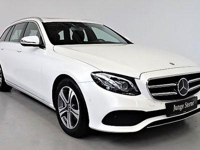 gebraucht Mercedes E300 T Avantgarde/9G/Multibeam/Distronic/EU6d