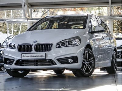 second-hand BMW 220 Active Tourer d Sport Line