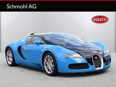 gebraucht Bugatti Veyron Grand Sport