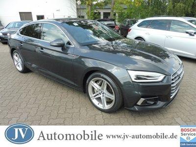 gebraucht Audi A5 Sportback *S-LINE*3.0 TDI quat S-TRO UPE:74