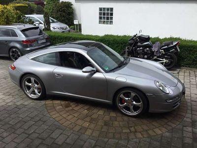 gebraucht Porsche 911 Targa4 S