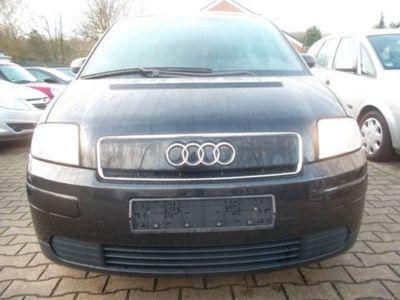 gebraucht Audi A2 1.4 Klima, Servo, ZV, ABS, el. FH, Alufelgen...