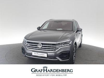 gebraucht VW Touareg 3.0 V6 TDI 4Motion Tiptronic R-Line LED