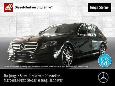 gebraucht Mercedes E400 T 4M AMG Line 360° Stdhzg Pano Multibeam