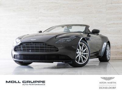 gebraucht Aston Martin DB11 V8 Volante, Cumberland Grey