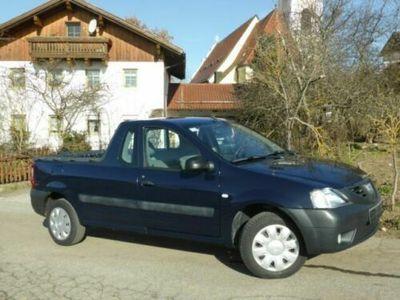 gebraucht Dacia Logan Pick-Up 1.6 MPI Ambiance