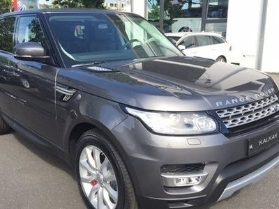 käytetty Land Rover Range Rover Sport SDV6 HSE Standheizung + 825 W