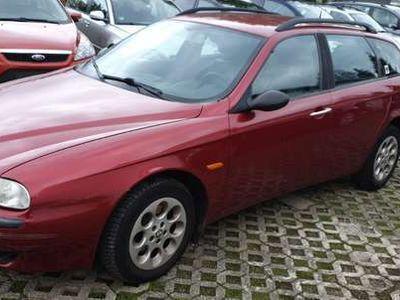 gebraucht Alfa Romeo 156 Sportwagon 1.8 TwinSpark - Benzin, Klima, o.TüV