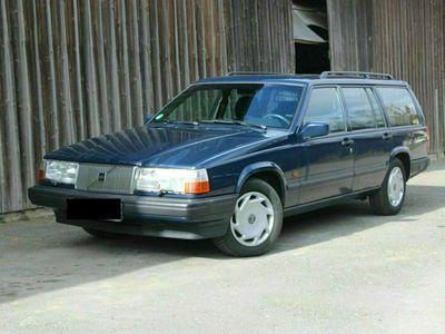 gebraucht Volvo 940 Kombi (135PS, 1996, LPG) als Kombi in Münchberg