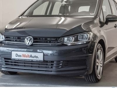 gebraucht VW Touran Trendline 1.6 TDI SCR CLIMATRONIC/ AHK