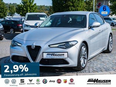 gebraucht Alfa Romeo Giulia Super 2.2 Diesel MY18 NAVI SITZHZG. 18 ALU