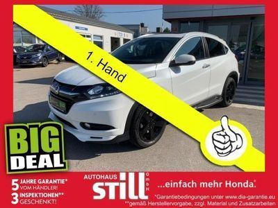 gebraucht Honda HR-V 1.5l Executive Automatik 8-fach Aluminium + A