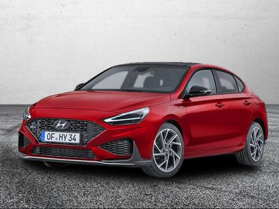 gebraucht Hyundai i30 FB 1.6 CRDi 48V Style *Mildhybrid*FACELIFT 2020*7DCT*LED*Navi*Klimaauto*PDC*