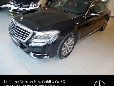 gebraucht Mercedes S350 BT Comand+LED+Kamera+Airmatic+PDC