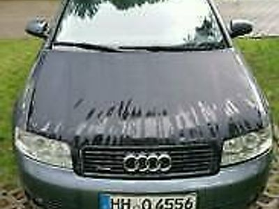 gebraucht Audi A4 b6 2.5 Tdi Quattro 6 Gang Anhänge...