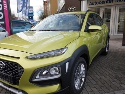 gebraucht Hyundai Kona 1.0 T TREND 17'' Apple Car Play, Notbremsas.