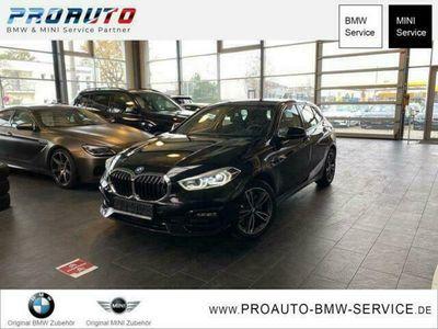 "gebraucht BMW 120 d xDrive Sport Line Leder/17""LMR/PDC/LiveCoc als Limousine in Langenfeld"