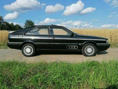 gebraucht Audi Coupe GT 1987 Typ 81 mit H Zulassung