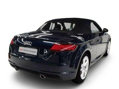 gebraucht Audi TT Roadster 45 TFSI S tronic LED/Navi/B+O Klima