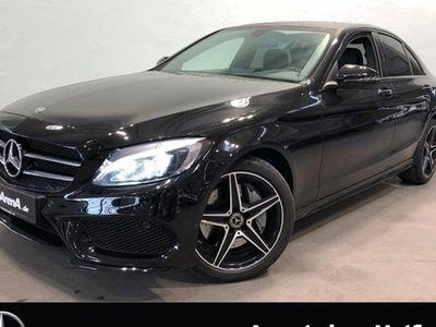 gebraucht Mercedes C400 4matic AMG **Navi/Burmester/Night