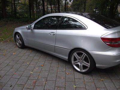 gebraucht Mercedes CLC220 CDI DPF Automatik
