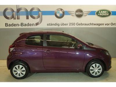 gebraucht Peugeot 108 1.0 e-VTi Active Klima
