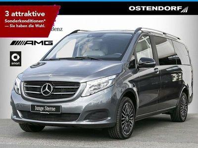 gebraucht Mercedes V250 d 4x4 Editon lang Comand Standheizung Fahrzeuge kaufen und verkaufen