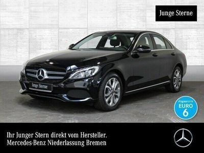 gebraucht Mercedes C250 d 4M Avantgarde COMAND LED Kamera PTS Sitzh