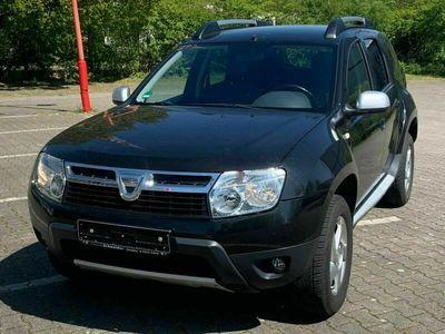 gebraucht Dacia Duster I Prestige 4x2/Klima/Leder/Erdgas CNG/