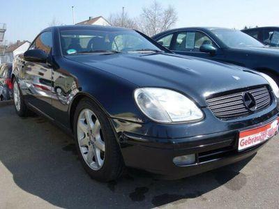 käytetty Mercedes SLK200 Roadster