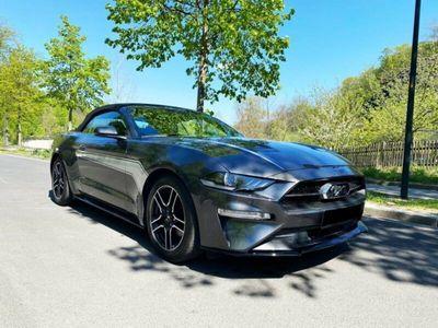 gebraucht Ford Mustang Cabrio 2.3 EcoBoost, Neues Model,Premium