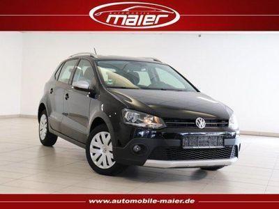gebraucht VW Polo Cross 1.4 TDI BMT - Klima - PDC - Sportsitz