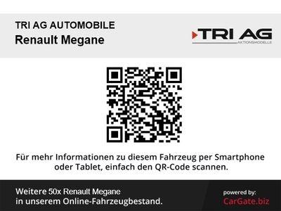 gebraucht Renault Mégane Experience dCi 90 Energy Navi PDCv+h Klimaautom LED-hinten LED-Tagfahrlicht