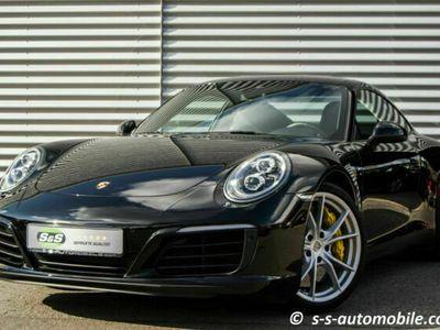 gebraucht Porsche 911 Carrera S 991WLS PCCB SAGA Chrono Keyless PDLS+