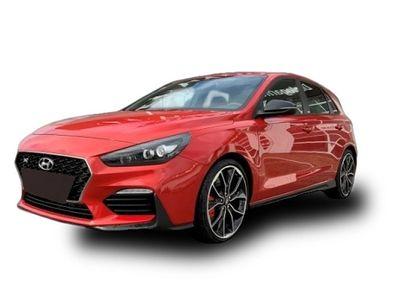 gebraucht Hyundai Coupé N Performance 2.0 T-GDI NAVI+KOMFORTPAKET+WINTERRÄDER