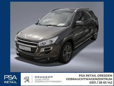 gebraucht Peugeot 4008 HDI 1.8 150 Stop & Start Allure, Navi,Leder