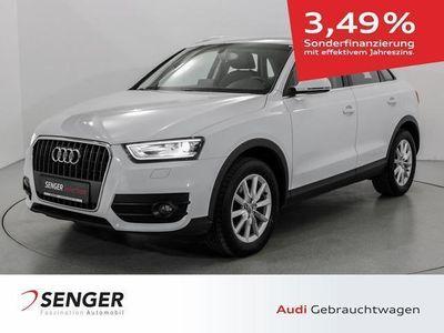 gebraucht Audi Q3 2.0TDI quatttro AHK Xenon