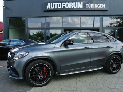gebraucht Mercedes GLE63 AMG S 4MATIC COUPE